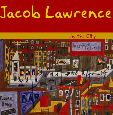 Jacob Lawrence in the City